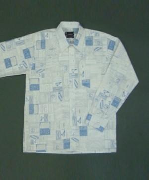 рубашка для мальчика 10016/1 Россия #TeenStone