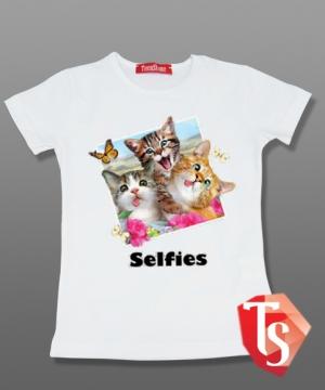 футболка для девочки 5052101 TeenStone