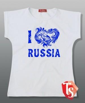 футболка для девочки 5355901 TeenStone