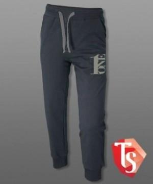 брюки с начёсом тёмно- синий цвет 1865214 Россия #TeenStone