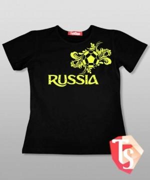 футболка для девочки 5068802 Россия #TeenStone