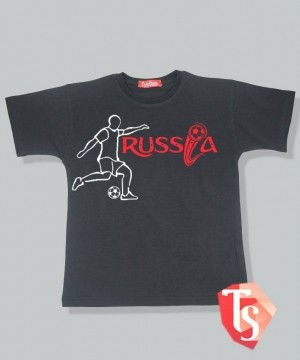 футболка 5268602 Россия #TeenStone