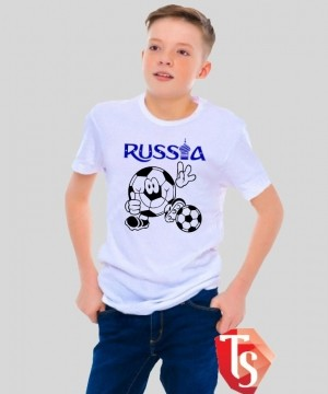 футболка для мальчика 5271401 Россия #TeenStone
