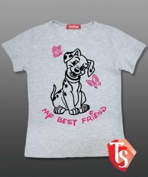 футболка для девочки 5060203 TeenStone