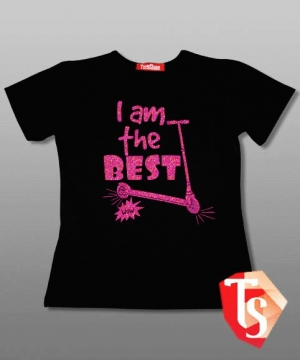 футболка для девочки 5073402 Россия #TeenStone