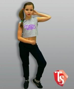 майка для девочки хип-хоп 9164003 TeenStone