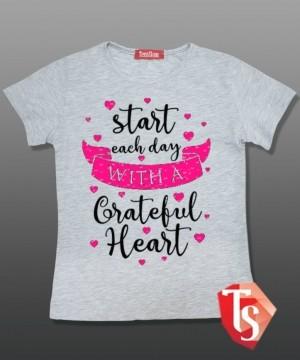 футболка для девочки 5045503 Россия #TeenStone
