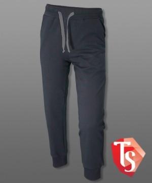 брюки с начёсом тёмно- синий цвет 1819802 TeenStone