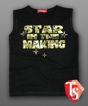 безрукавка Интернет- магазин  Teenstone 5727302 купить детские футболки майки для мальчиков оптом