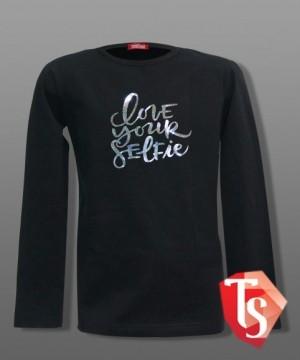 лонгслив для девочки Интернет- магазин  Teenstone 6103402 Россия #TeenStone