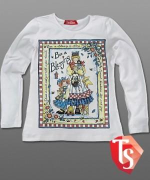 лонгслив для девочки Интернет- магазин  Teenstone 6120401 детские лонгсливы оптом