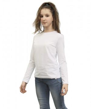 лонгслив  для девочки Интернет- магазин  Teenstone 6119801 детские лонгсливы оптом