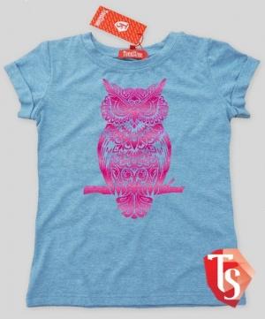 футболка для девочки Интернет- магазин  Teenstone 4976123 Россия #TeenStone
