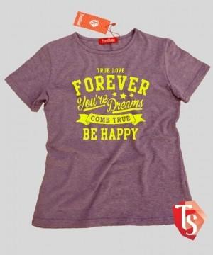футболка для девочки Интернет- магазин  Teenstone 5069929 Россия #TeenStone