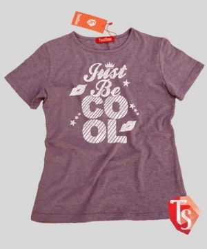 футболка для девочки Интернет- магазин  Teenstone 5074129 Россия #TeenStone
