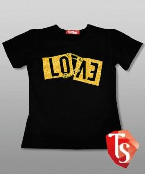 футболка для девочки Интернет- магазин  Teenstone 5074702 Россия #TeenStone