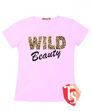 футболка для девочки Интернет- магазин  Teenstone 5084808 купить детские футболки майки для девочек оптом