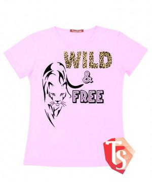 футболка для девочки Интернет- магазин  Teenstone 5084908 купить детские футболки майки для девочек оптом