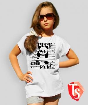 футболка для девочки Интернет- магазин  Teenstone 5368201 Россия #TeenStone
