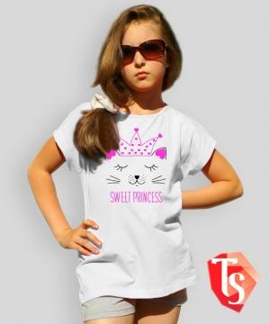 футболка для девочки Интернет- магазин  Teenstone 5375301 Россия #TeenStone