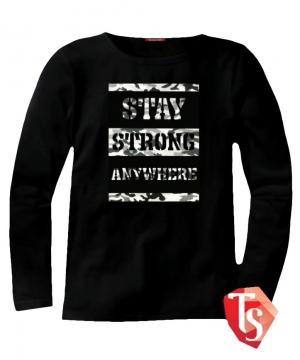лонгслив для мальчика Интернет- магазин  Teenstone 6083402 Россия #TeenStone