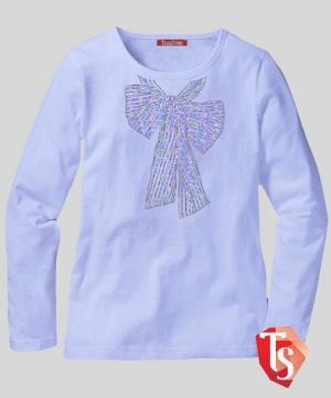 лонгслив для девочки 6177006 Россия #TeenStone