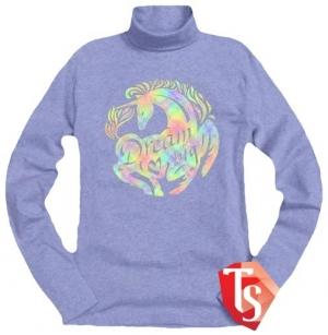 водолазка для девочки Интернет- магазин  Teenstone 8282723 Россия #TeenStone