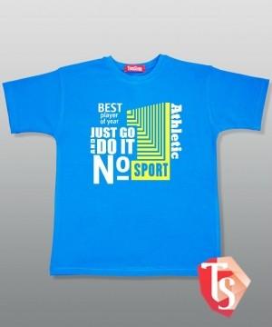 футболка для мальчика 5568025 Россия #TeenStone