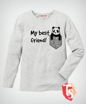 лонгслив для девочки Интернет- магазин  Teenstone 6169303 Россия #TeenStone