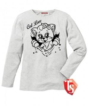 лонгслив для девочки Интернет- магазин  Teenstone 6179903 Россия #TeenStone
