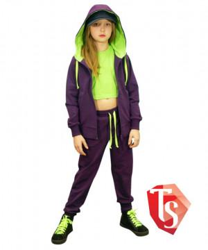 костюм. толстовка и брюки Интернет- магазин  Teenstone 7219813 Россия #TeenStone