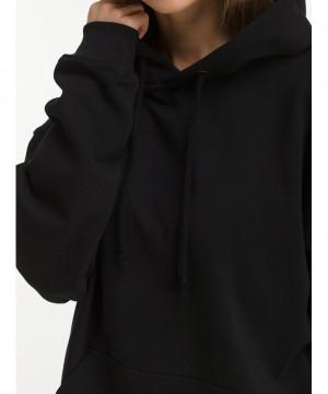 худи оверсайз унисекс Интернет- магазин  Teenstone 9119802 взрослые толстовки худи