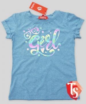 футболка для девочки Интернет- магазин  Teenstone 4975823 Россия #TeenStone