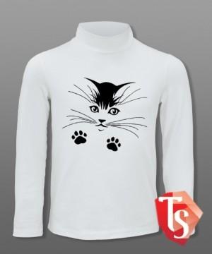 водолазка для девочки с рисунком Интернет- магазин  Teenstone 8142401 Россия #TeenStone